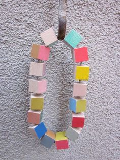 Nenad Roban_ Hommages necklaces, 2011 Croatia, Contemporary Art, Eye Candy, Projects To Try, Pendants, Necklaces, Colour, Design, Jewels