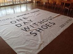 Looking back on all of the amazing participants from One Day #WithoutShoes 2014
