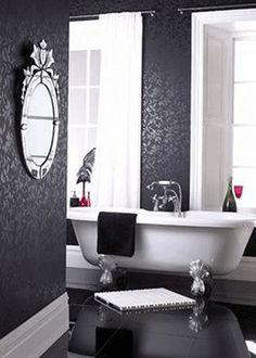 grey/black bathroom - Google Search | Badrum | Pinterest ...