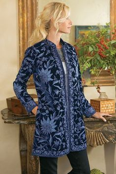 Women Mughal Jacket