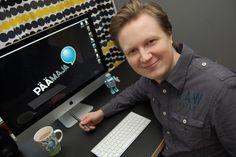 Jari Mäkipää - Haastattelussa tamperelainen kirjailija ja käsikirjoittaja Jari Mäkipää. Jari kirjoittaa mm. Etsiväkerho Hurrikaani -kirjoja sekä YLEn Galaxi Playtä ja R05AN K00D1a.