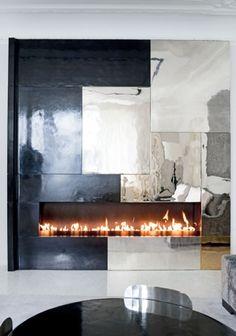 #fireplace