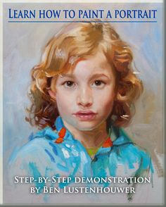 Oil Painting Portrait Tips (way helpful)