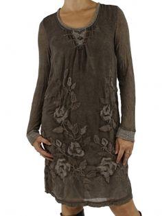 Chocolate Dress Elisa Cavaletti