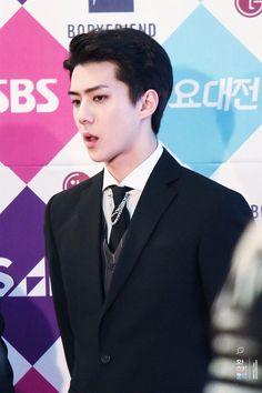 Just #sehun #exo #Kpop