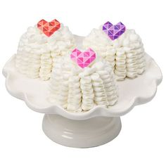 Geometrical cake designs are a hot trend right now and you can make your cake cases stand out with these Geometric SugarSoft® Premium Sugar Decorations.