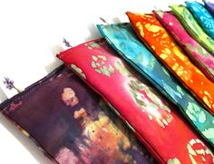 Yoga Flax Eye SAK Pillow, Eye mask, Unscented or Organic Lavender, Indonesian Batik , stocking stuff Puffy Eyes, Unique Christmas Gifts, Stocking Stuffers, Valentine Gifts, Best Gifts, Stockings, Heating Pads, Pillows, Lavender