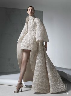 Ashi Studio Couture Fall/Winter 16-17