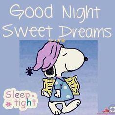 Good night sweet dreams with snoopy. Good Night Quotes, Good Night Messages, Good Night Funny, Funny Night Quotes, Good Night Sleep Tight, Snoopy Images, Snoopy Pictures, Charlie Brown Quotes, Charlie Brown And Snoopy