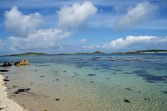 Rushy Porth, Isles of Scilly.