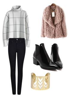 """""""Untitled #5"""" by jj-dancer ❤ liked on Polyvore featuring Chicwish, Giorgio Armani, women's clothing, women's fashion, women, female, woman, misses and juniors"""