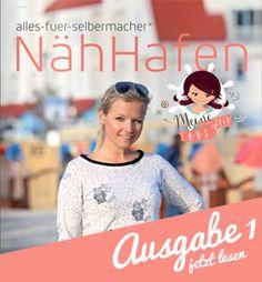 NähHafen Magazin Ausgabe 1