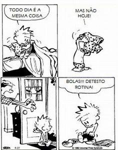 Calvin e Hobbes Calvin Y Hobbes, Calvin And Hobbes Quotes, Atheist Humor, Monday Humor, Funny Monday, Happy Monday, Humor Grafico, Fun Comics, Hobbs