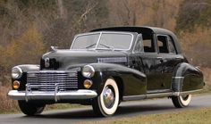 Bette Davis Cars | ... Cadillac Series Sixty Special Town Car once owned by Bette Davis