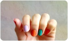all color nails