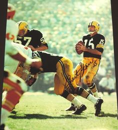 AAA Sports Memorabilia LLC - Bart Starr Autographed Green Bay Packers 11x14 Photo - Hall of Famer (4), $187.95 (http://www.aaasportsmemorabilia.com/nfl/green-bay-packers/bart-starr-autographed-green-bay-packers-11x14-photo-hall-of-famer-4/)