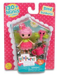 Mini Lalaloopsy | Seed Sunburst | Seasons Collection | Series 15