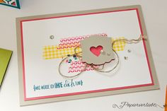 Cute idea to cut the heart out!