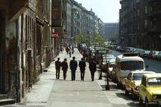 Berlin, Kreuzberg iin the 70s /// http://www.kraftfuttermischwerk.de/blogg/?p=34412