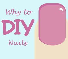 Why to DIY Nails! Great tips form Tyne Darke on how to save on your nails!