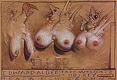 Starowieyski Franciszek, Trzy Wysokie Kobiety, 1996