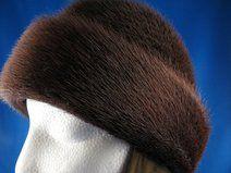 Vintage Pelzhut Fellmütze mit Ohrenwärmer
