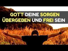 Übergib 💖Gott💖 deine Sorgen und du bist frei! - YouTube Robert Weber, Motivation, Impulse, Youtube, Mantra, Have Faith, Interpersonal Relationship, Believe In God, Life Tips