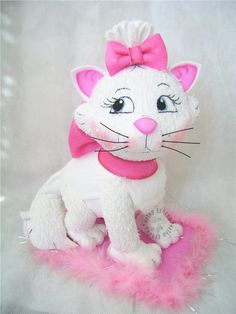 Boneca Gatinha Marie