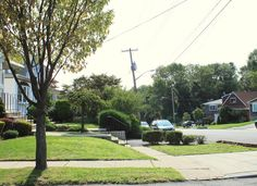 Little Clove Road, in Staten Island's Sunnyside Neighborhood.