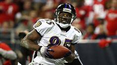 Receiver Derrick Mason Retires as a Baltimore Raven