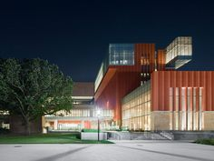 Ross School of Business                   Ann Arbor, MI                   Architects: Kohn Pedersen Fox