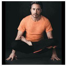 Iron man yoga @Katie Hrubec Y