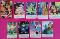 Vintage Fournier Ewoks and Droids playing cards / Baraja dfe cartas Ewoks & Droids de Fournier | Flickr - Photo Sharing!