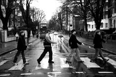 I have the coolest bass section around! Abby Road cover re-creation!