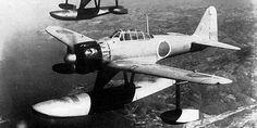 Mitsubishi A6M2-N Zero