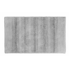 Westport Stripe Stormy Seas Washable Bath Rug 33.75