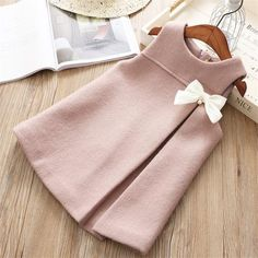 little girl dresses Kids Girls Party Dress Clothes for Years Frocks For Girls, Kids Frocks, Dresses Kids Girl, Kids Outfits Girls, Girls Party Dress, Girl Outfits, Kids Girls, Dress Girl, Winter Dresses For Girls