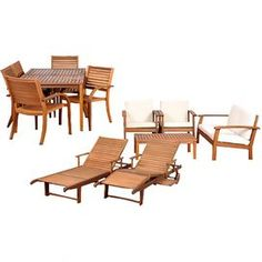 13-Piece Landon Patio Seating Group