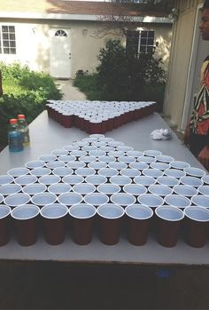 Party Games Alcohol Beer Pong 29 New Ideas beer drinks 18th Birthday Party, Birthday Party Games, Alcohol Games, Drinking Games For Parties, Outdoor Drinking Games, Beer Pong Tables, Partying Hard, Super Party, Party Planning