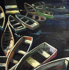 Dinghies And Dories