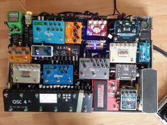 Pedal Line Friday - 4/1 - MP