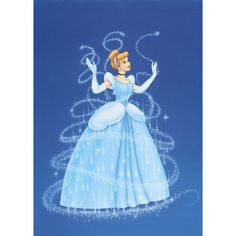 Today in Awesome Cinderella to Wear Minidress and Sparkly High-Tops in... ❤ liked on Polyvore featuring disney, cinderella, backgrounds, characters and pictures