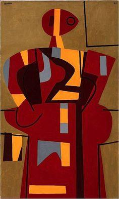 """Mater Galleciae"", 1961, Luis Seoane"