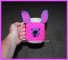 Posh Pooch Designs Dog Clothes: Chihuahua Coffee Cup / Mug Cozy Crochet Pattern | Posh Pooch Designs