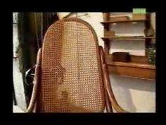 THONET chaise 14 - YouTube