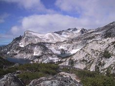 the Enchantments- WA state  haven't been yet, must go