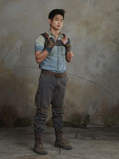 """The Maze Runner's"" Ki Hong Lee on the Maze of Hollywood"