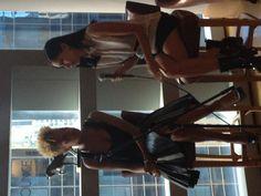 Discussing Fashion Week Memories @cushnieetochs #NYFW #DCStyleSyndicate
