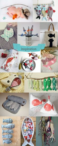 French April Fools' Day Custom: Le Poisson d'Avril Moline-Mercerie-poisson-davril-couture
