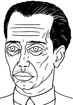 Steve Buscemi by Ted Pearce